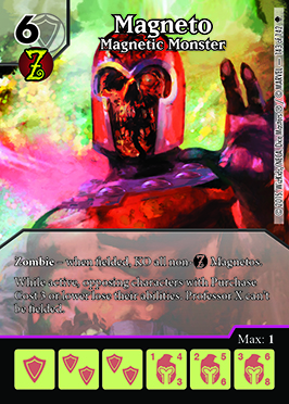 Magneto_Magnetic-Monster Full Art