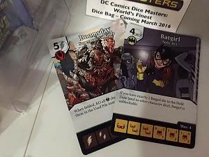 Doomsday y Batgirl